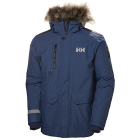 Helly Hansen Svalbard Parka Miehet, north sea blue